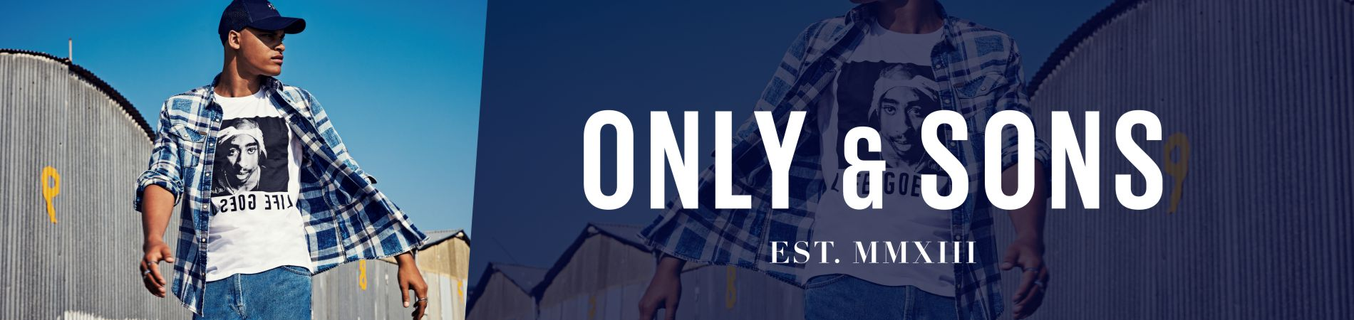 only&sons logo banner